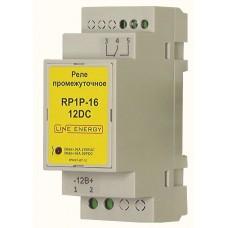 Реле промежуточное RP1P-16-12DC