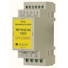 Реле промежуточное RP1R3Z-08-12DC