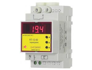 Реле температуры RT-12-50